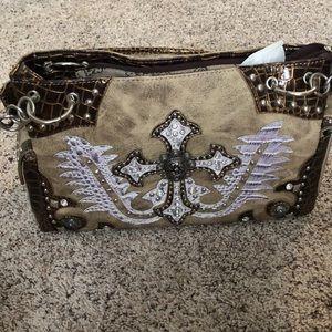 Western style Shoulder bag
